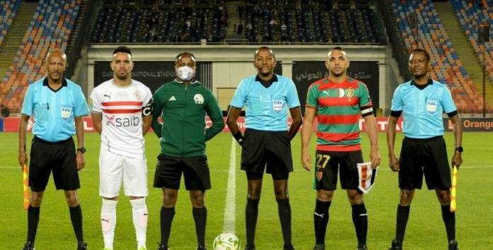 The coach of MCA increases Zamalek's chances in the CAF Champions League