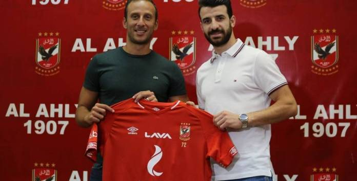A medical report threatens Mahmoud Metwally's future in Al-Ahly