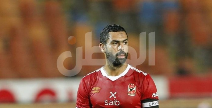 Officially, Ahmed Fathy is outside the Champions League final after the Jabaliya decision