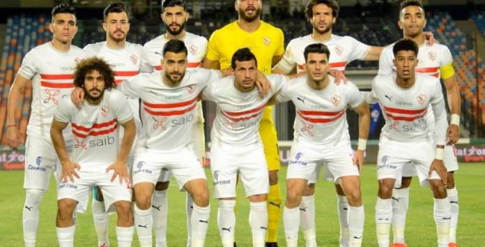 Zamalek list in front of Pyramids .. A surprise in the return of Jensh and the appearance of Ahmed Nader Al-Sayed