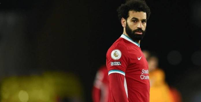 Mohamed Salah is on the doorstep of Paris Saint-Germain with 2.7 billion pounds