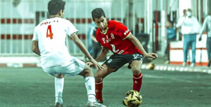 Urgent .. investigation with the youth coach Zamalek after the victory over Al-Ahly