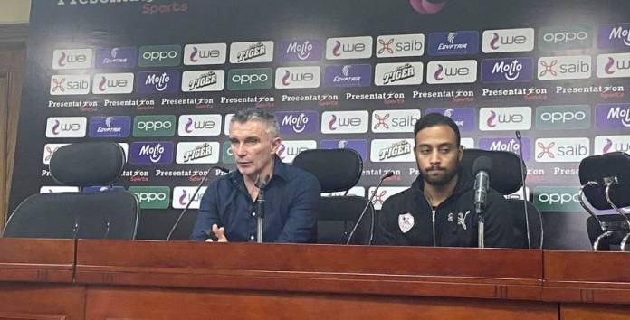 Carteron: We wasted 6 chances against Pyramids ... and the events of the penalty kick are a