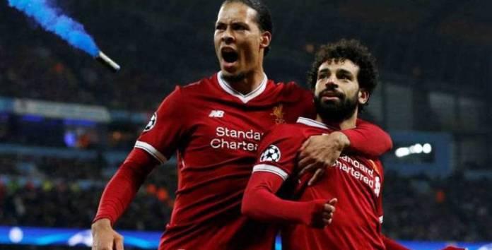 Liverpool refuses to renew Mohamed Salah because of Van Dyck