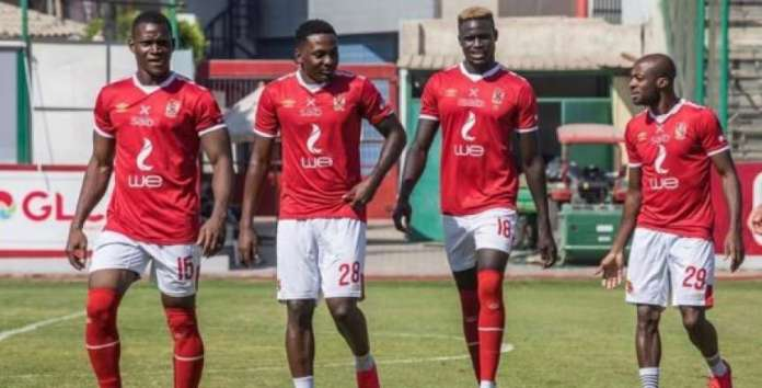 Badji welcomes his departure to Al Ittihad ... and Geraldo renews his commitment to Al-Ahly
