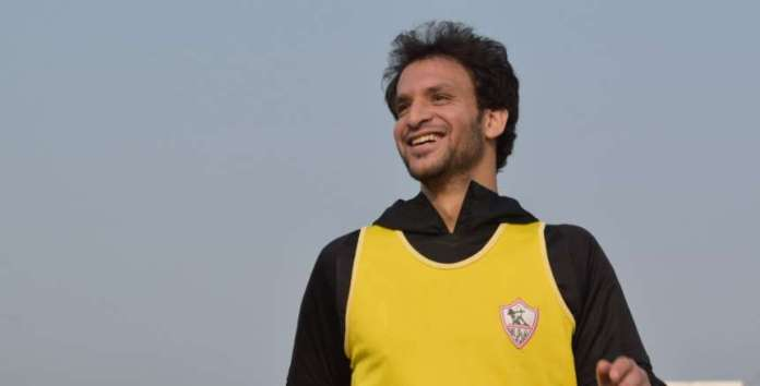 Majed Sami: Suspending Mahmoud Alaa will spoil the league ... and the Football Association's decision is