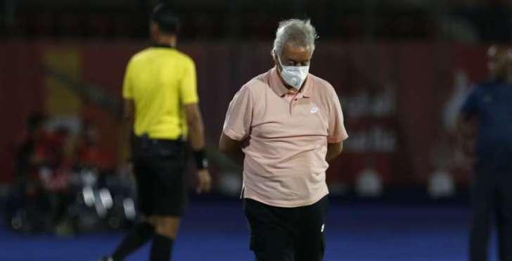 حلمي طولان: مواجهة الزمالك في افتتاح الدوري صعبة