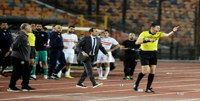 Al-Ahly awaits the decisions of Jabaliya after the attack by the Zamalek and Pyramids players on Greisha