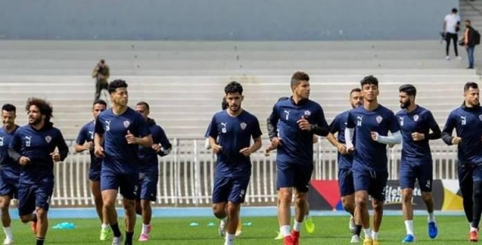 Bfrman from Carteron .. 8 players outside Zamalek in the summer