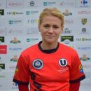 Clujeanca Alina Dincă, cea mai bună jucătoare de rugby în 7 din România