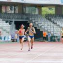 Două clujence au luat medalia de aur la Campionatul Balcanic de Atletism