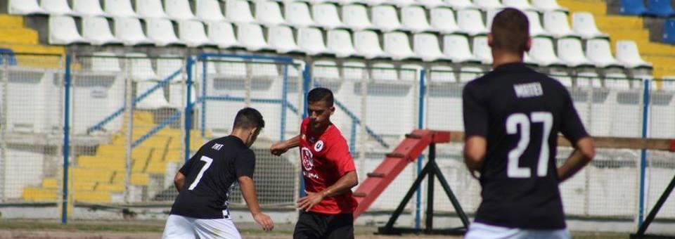 FC Universitatea Cluj a învins Unirea Alba Iulia