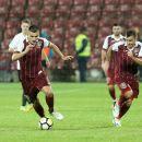 CFR Cluj a învins la scor FC Voluntari