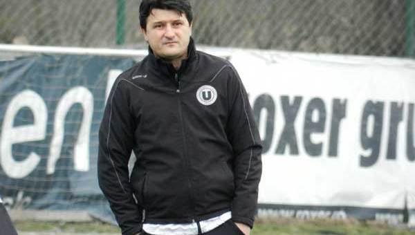 Adrian Falub, favorit să preia mandatul de antrenor al Universității Cluj
