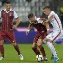 CFR Cluj a învins-o pe Juventus București. Pe ce loc a terminat turul Ligii I echipa clujeană