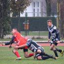 Rugby: Victorie în ultimul minut pentru Universitatea Cluj