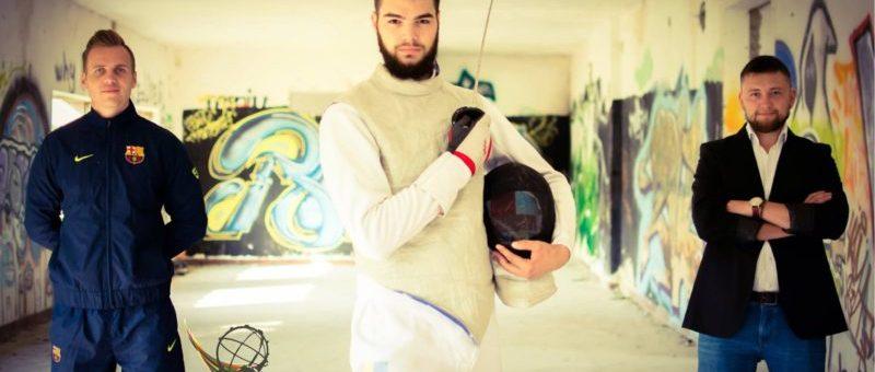 Floretă: Clujeanul Bogdan Dascălu se luptă la Paris în etapa de Cupă Mondială