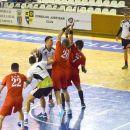 Handbal masculin: Meciuri amicale cu echipa maghiară Fehergyarmati pentru Universtatea Cluj