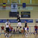 Volei masculin: Universitatea Cluj, spulberată de CSM București