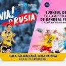 Echipa națională de handbal feminin joacă dumincă cu Rusia la Cluj