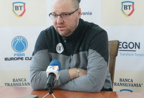 Baschet masculin: U-BT se pregătește pentru duelul cu BC CSU Sibiu