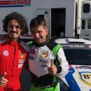 Florescu a fost copilotul lui Marișca la Transilvania Rally