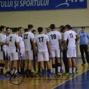 Handbal masculin: Universitatea Cluj, înfrântă la Buzău