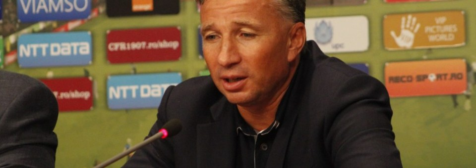 Dan Petrescu, declarație de dragoste față de CFR Cluj