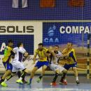Handbal masculin: Potaissa Turda a câștigat meciul cu Poli Timișoara