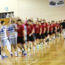 Handbal masculin: Universitatea Cluj va juca cu CSM Oradea