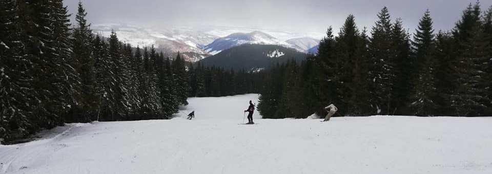 Ce sfaturi au salvamontiștii clujeni pentru cei care merg la schi