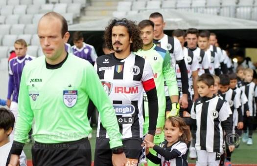 FC Universitatea Cluj, pregătită pentru promovare