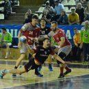 Handbaliștii Universității Cluj joacă în Buzău