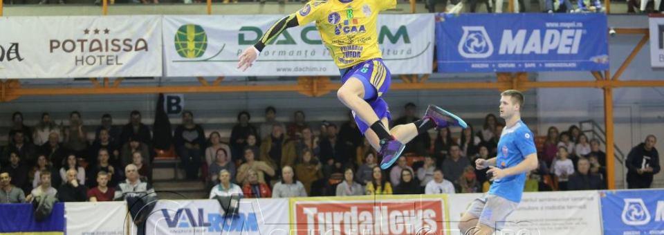 Handbal masculin: Potaissa Turda a câștigat medaliile de bronz