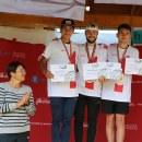 Medalii de campioni pentru tinerii atleți ai Universității Cluj