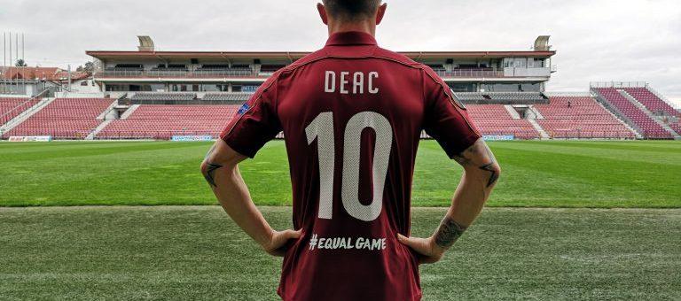CFR Cluj a remizat cu Dinamo București