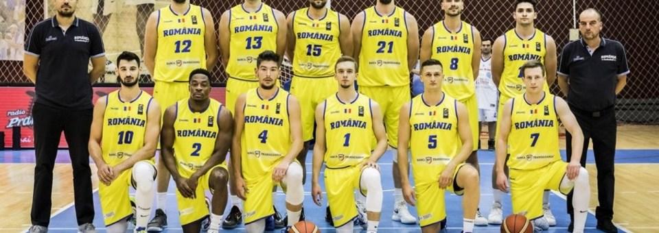 Baschet masculin: România joacă cu Spania la Cluj