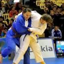 Opt judoka ai Universității Cluj se luptă pentru medalii în finala Campionatului Național U23
