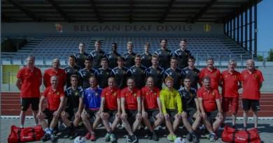 Deelname van België op Europees Kampioenschap Voetbal U21