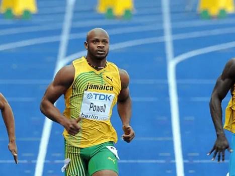 Asafa Powell can beat Usain Bolt