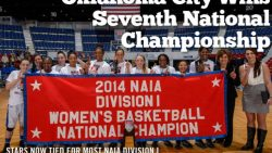 Oklahoma City Wins Seventh NAIA Division I Women's Basketball National Title