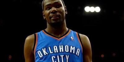 Kevin Durant of Oklahoma City Thunder