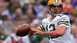 Packers v Cowboys NFL Week 6 Schedule: Oct. 16