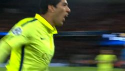Watch Porto v Bayern Video Highlights & Suarez Nutmeg Luiz