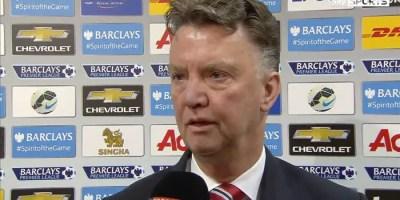 Louis van Gaal: Manchester United