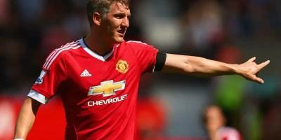 Manchester United - Bastian Schweinsteiger