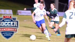 2015 NAIA Women's Soccer National 1st Round, Matchups