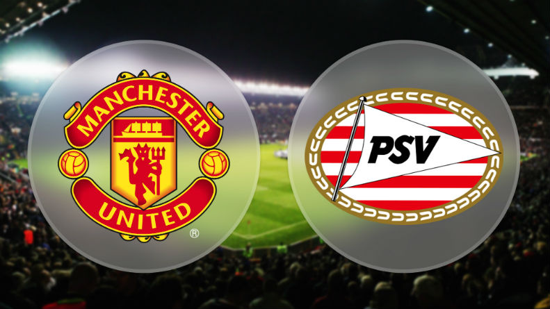 Manchester United v PSV
