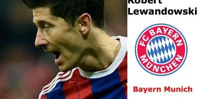 Robert Lewandowski to Real Madrid, EPL