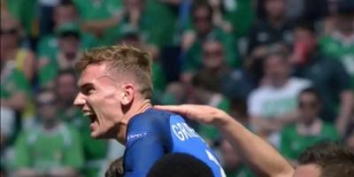 Antoine Griezmann: Euro 2016